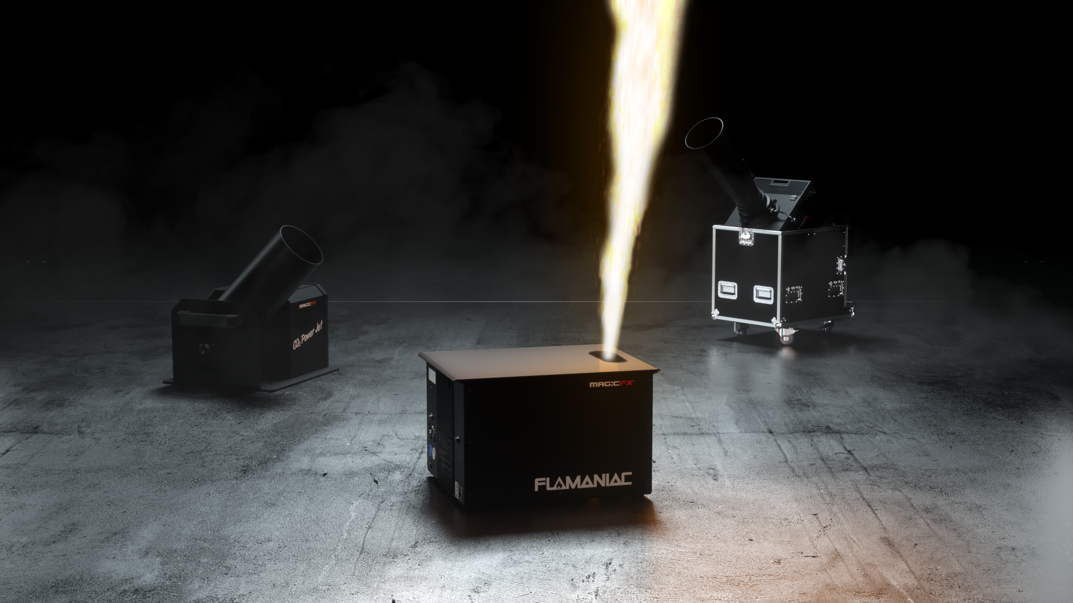 Flamaniac MagicFX